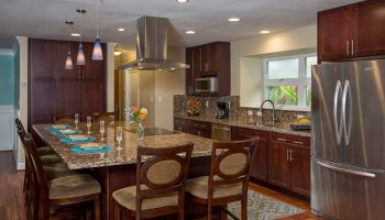 Hawaii Kitchen Remodeler – Mililani kitchen remodel by Homeowners Design Center