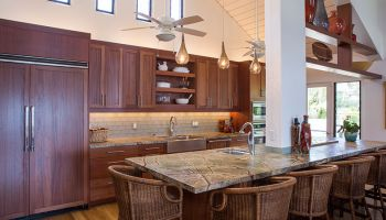 Hawaii Kitchen Remodeler - Homeowners Design Center; Opened up dream kitchen