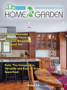 Hawaii Home & Graden Magazine, Issue 14