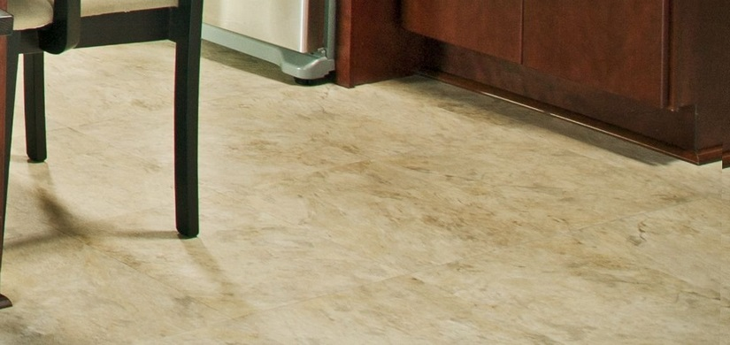 Vinyl flooring's popularity is on the rise because of it's durability, wide variety of colors and looks and cost.