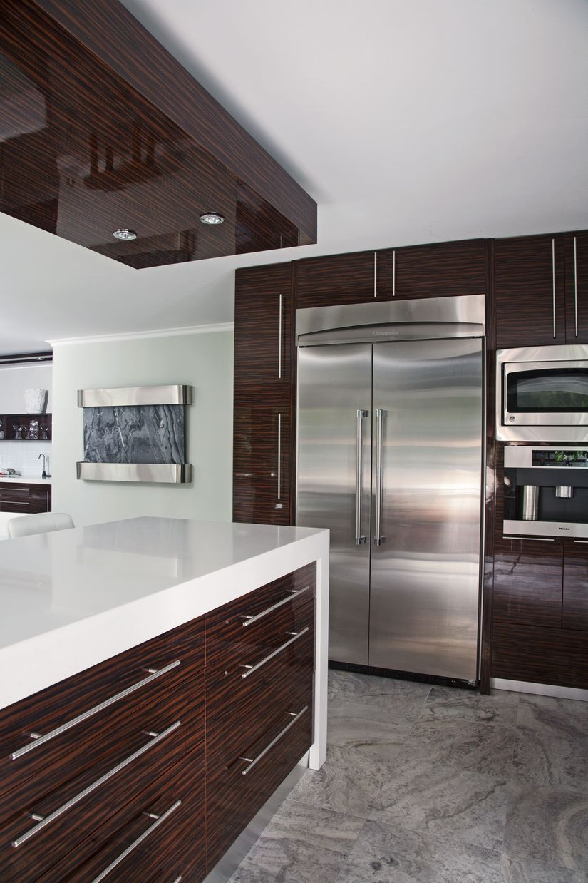 Professionals can also help you with design constraints in your kitchen remodel, such as appliances banging into things or proper spacing for cabinet doors.