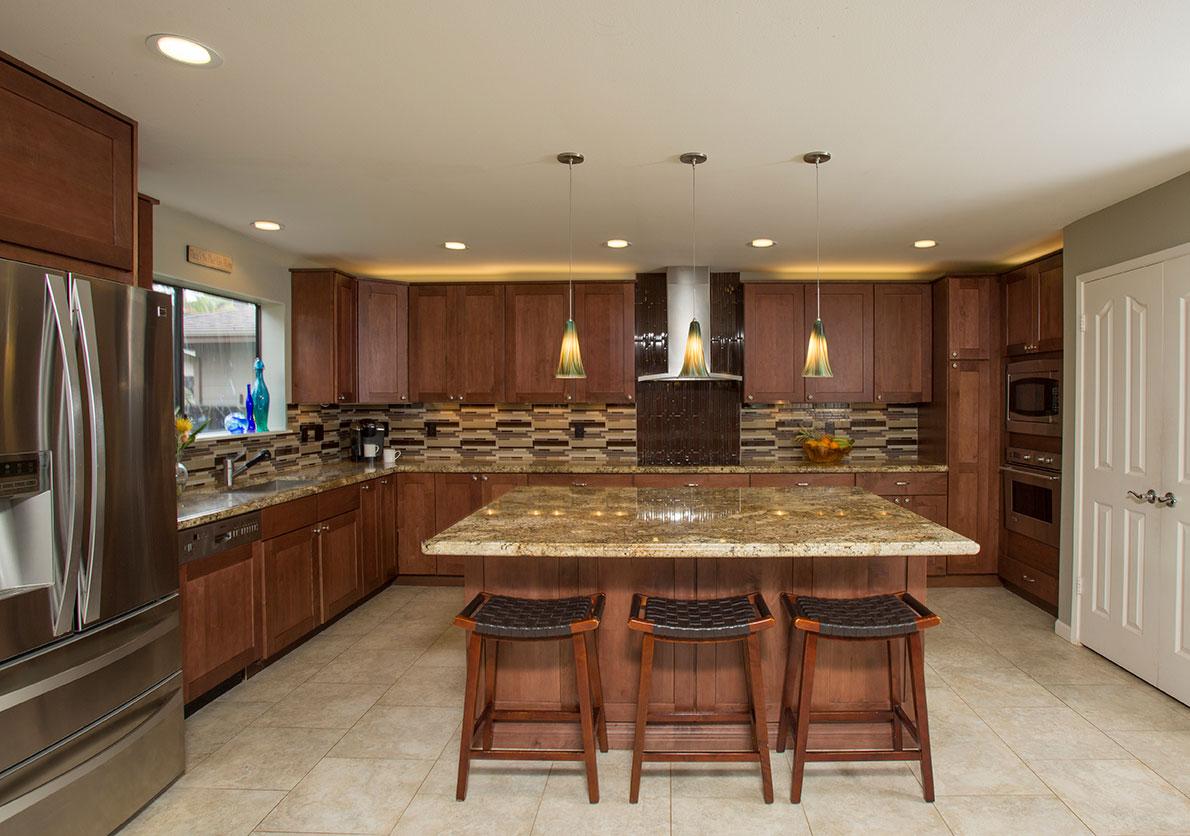 Hawaii Home Appliances Cabinets Countertops Flooring Granite Kitchen  Kitchen Remodel Kitchen Remodeler Lighting Quartz Remodel Renovation